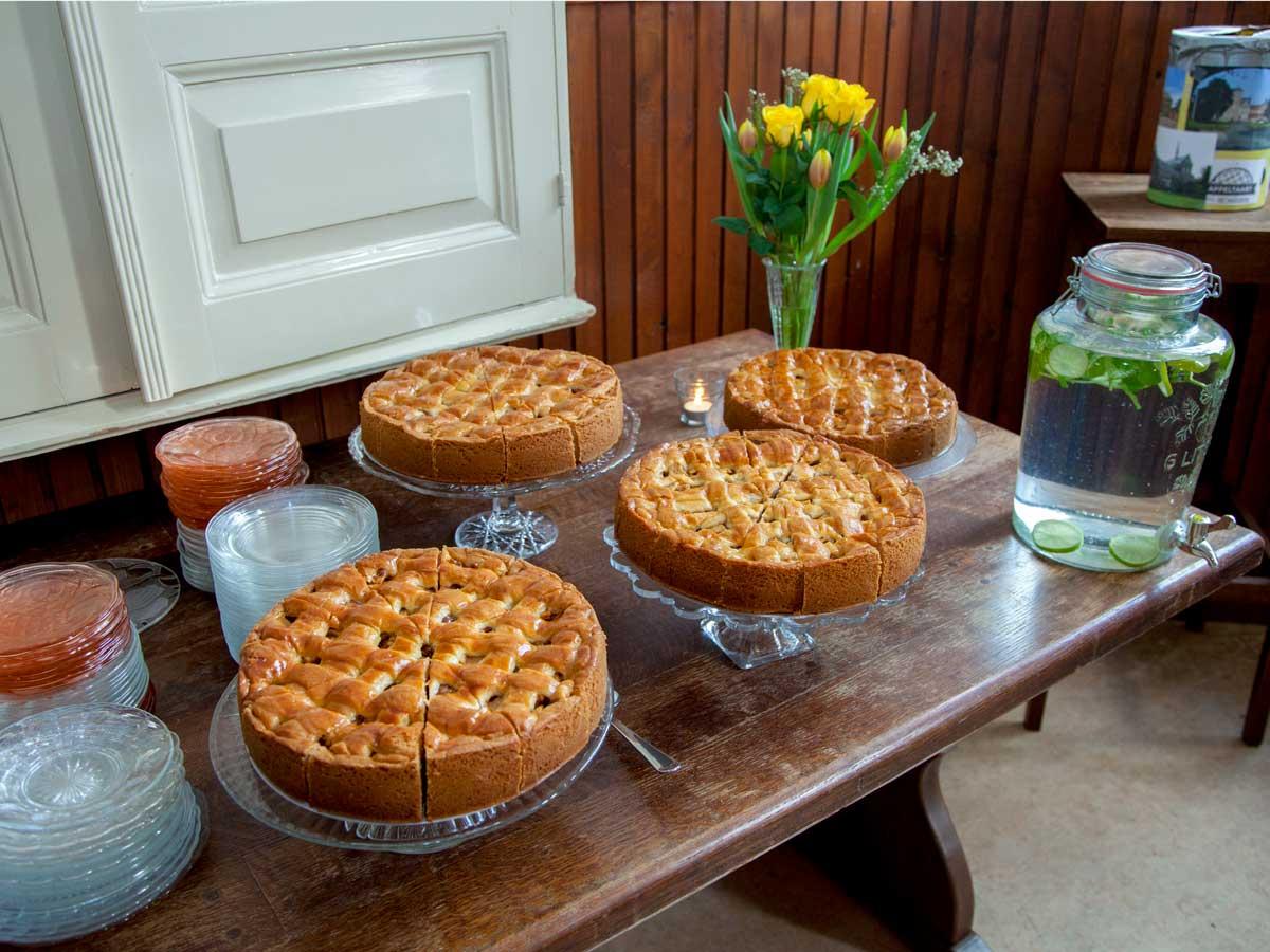 Kloosterfeest-appeltaart