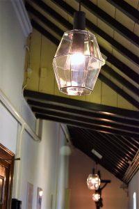 lamp na restauratie
