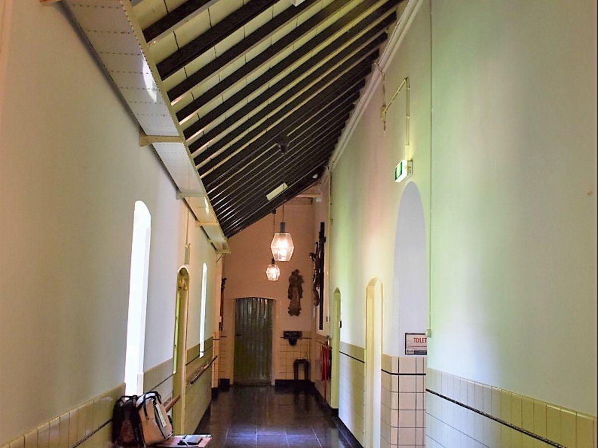 Verlichting in het Klooster - Het Klooster Breda